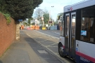 13nov11-replacement-bus-meets-works-at-topsham