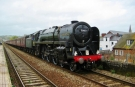 Oliver Cromwell at EST